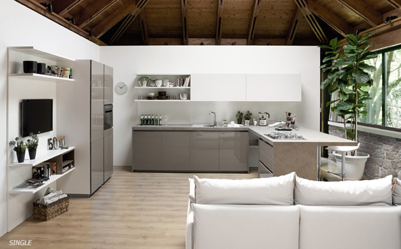 Greeploze Keukens Aanbieding : Greeploze keukens Zona Cucina