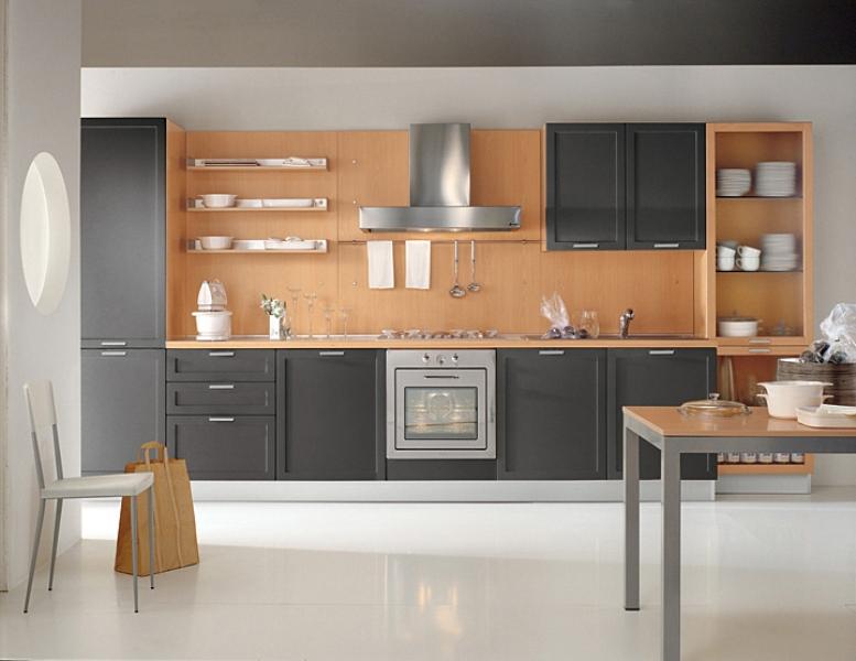 Keukens met grepen Zona Cucina