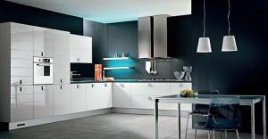 Keuken met greep Zona Cucina